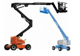 Articulated Boom lift Z boom